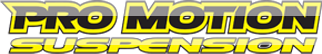 Pro Motion Suspension Logo